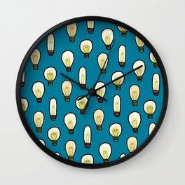 Bright Spark Wall Clock