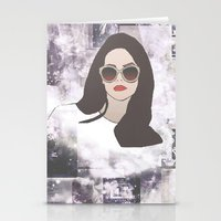 lana Stationery Cards featuring LANA by Share_Shop