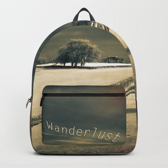 I Wander because... Backpack