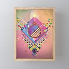 Cubiculum Framed Mini Art Print