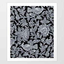 Elizabethan Tapestry Art Print