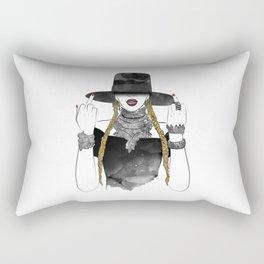 Creole Queen Bey Rectangular Pillow