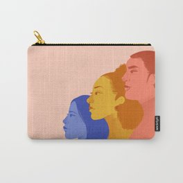 Feminist Fighters Carry-All Pouch