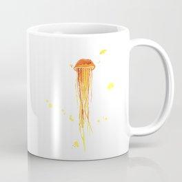 Tangerine Squishy Coffee Mug