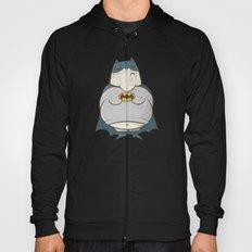 Too Fat To Bat Hoody
