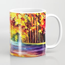 Tardis Stay Alone Coffee Mug
