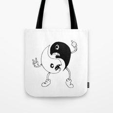Yin-Yang Tote Bag