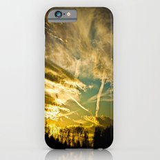 Sundown Sky Planes  iPhone 6s Slim Case
