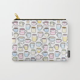 Tea Time! Carry-All Pouch