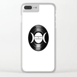 Music Goddess - HourAfterOur Logo Clear iPhone Case