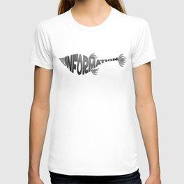 Info Fish T-shirt