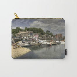 Padstow Harbour Reflected Carry-All Pouch