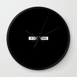 Okreportme Wall Clock