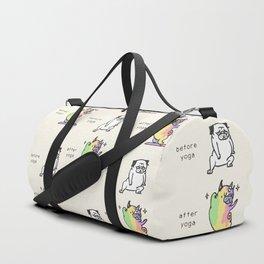 AFTER YOGA Duffle Bag