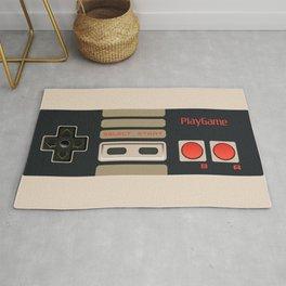 Retro Gamepad Rug