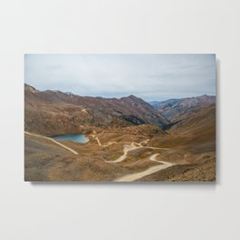 Silverton, Colorado Metal Print