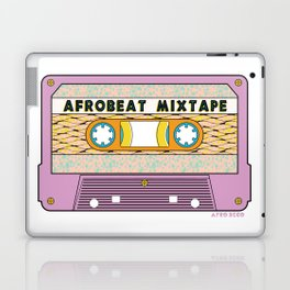 AFROBEAT MIXTAPE Laptop & iPad Skin