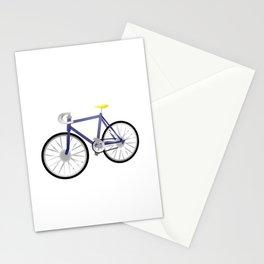 Zuhause ist wo mein Rennrad ist - Fahrrad Bike Sport Sattel Stationery Cards