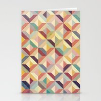 geo Stationery Cards featuring Geo by Hooray Creative
