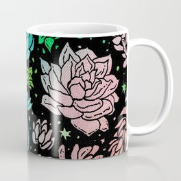 Succulent Supercluster Coffee Mug