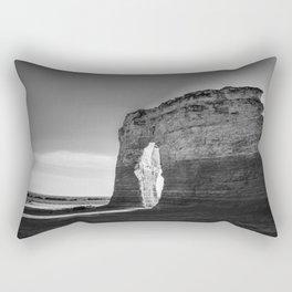 An Open Door Rectangular Pillow