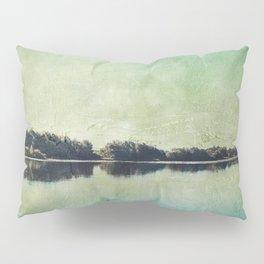 River Mirror Pillow Sham
