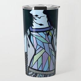 Melancholic flapper Travel Mug