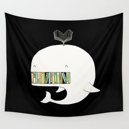 My Book Shelf Wall Tapestry