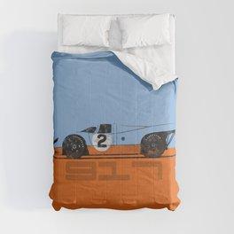 Vintage Le Mans race car livery design - 917 Comforters