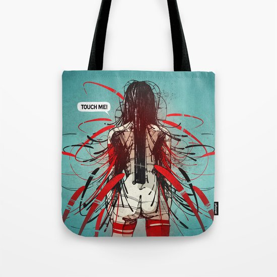 Nymph III: Exclusive Tote Bag
