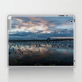 Inle Lake Sunrise Laptop & iPad Skin