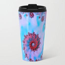 Blue Snail Travel Mug