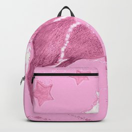 Unicorn in pink Backpack
