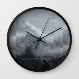 Fractions 00 Wall Clock