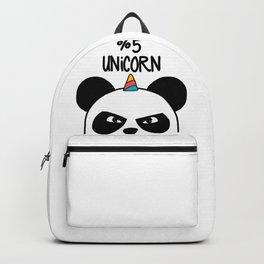 5% Unicorn 95% Ninja Backpack