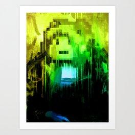 """""""Pixie Lisa"""" by C2™ &  iN8™ Art Print"""