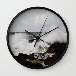 tidepools Wall Clock