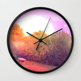 DO Not EVER Apologize For The Madness Which Made YOU A WARRIOR Wall Clock