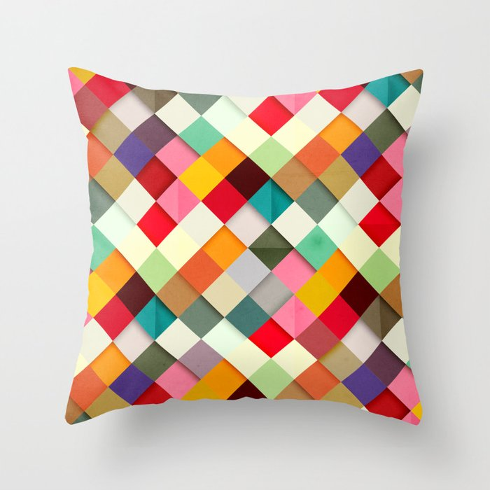 Pass this On Throw Pillow by dannyivan