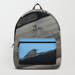 bird security point Backpack