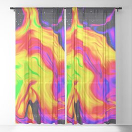 Oxymoron Sheer Curtain