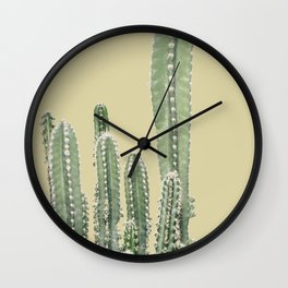 Prickle Party Wall Clock
