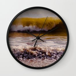 Heavy roller Wall Clock