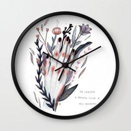 Cliche Wall Clock