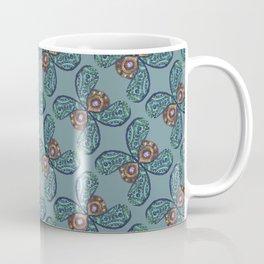 Paisley Wings Coffee Mug