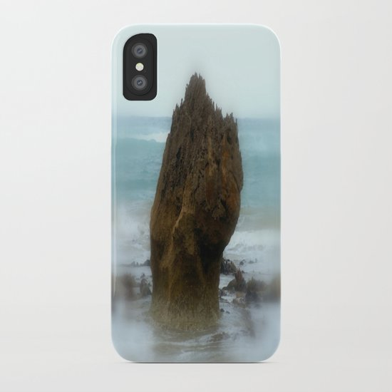Beyound the Rock! iPhone Case