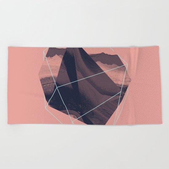 fragment II Beach Towel