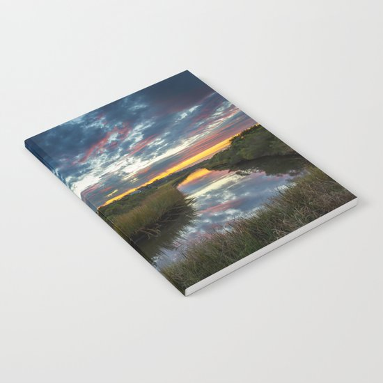 Mississippi Coastal Sunrise Notebook