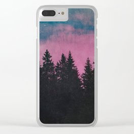 Breathe This Air Clear iPhone Case
