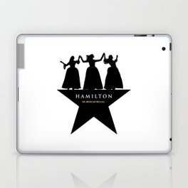 Hamilton Musical Laptop & iPad Skin